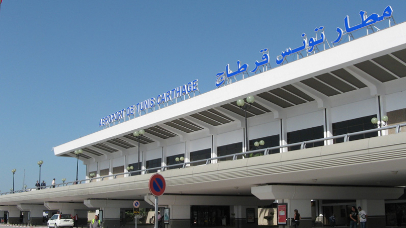 aéroport Tunis-Carthage