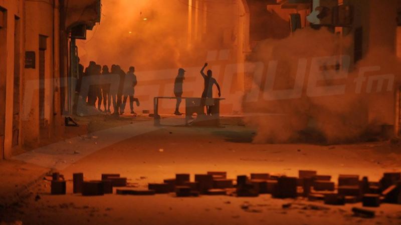 Affrontements dans plusieurs cités du Grand Tunis