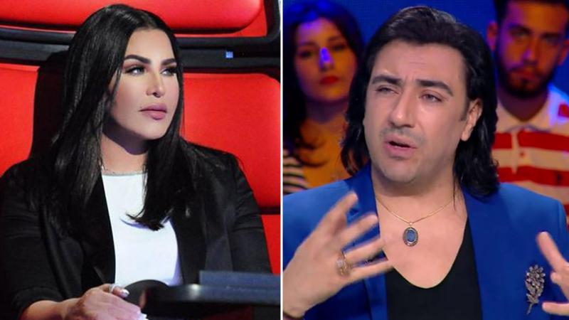 Ahlem à Chams Eddine Bacha : 'je te jetterai en prison'