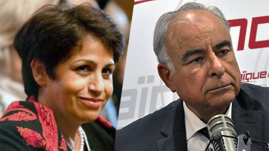 Ahlem Bel Hadj et Ezzeddine Saidane dans Midi Show