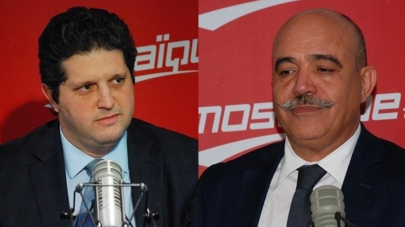 Ahmed Seddik et Amor Béhi