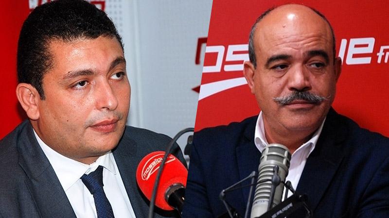 Ahmed Seddik, Iyed Dahmani