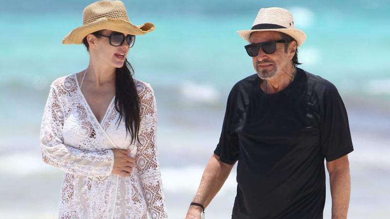Al Pacino une nouvelle copine de 40 ans de moins que lui