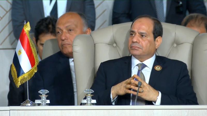 Al Sissi président de l'Egypte jusqu'à 2030