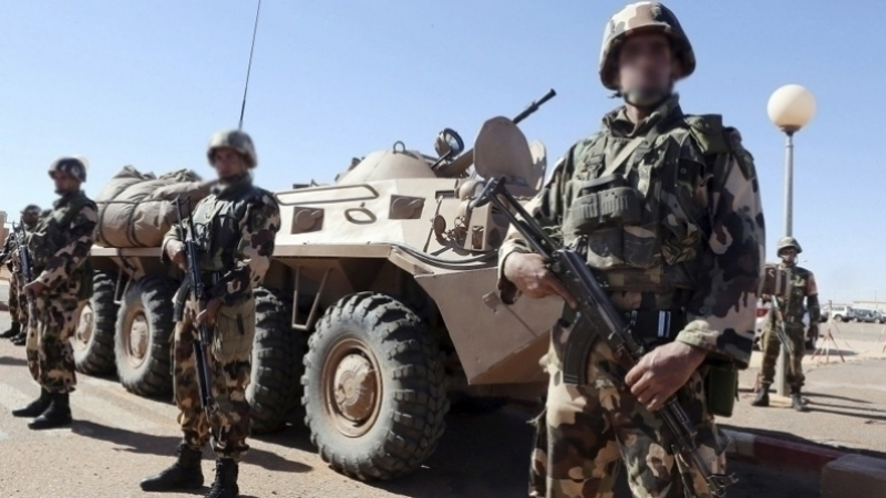 L 39 arm e alg rienne d truit des cachettes de terroristes - Cabinet de recrutement international algerie ...