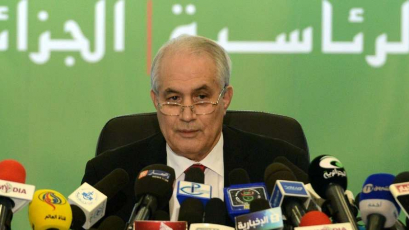 Algérie : le président du Conseil constitutionnel démissionne