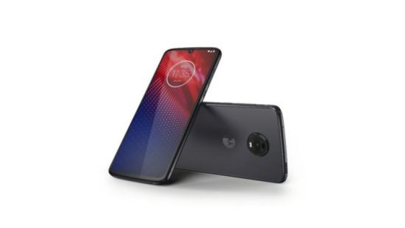 Amazon livre le dernier Motorola Z4 avant son lancement