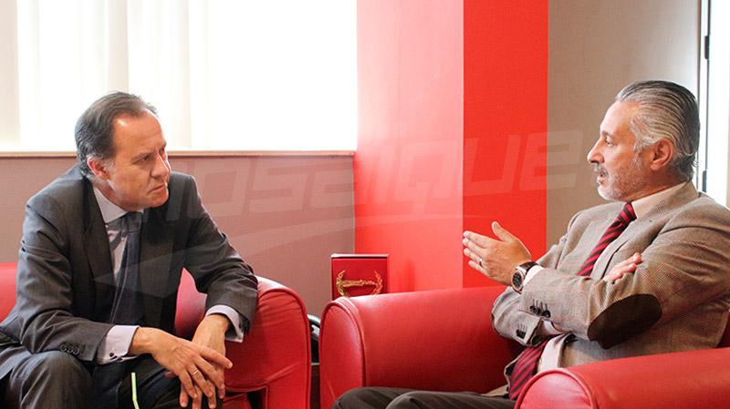 ambassadeur d'Espagne à Tunis