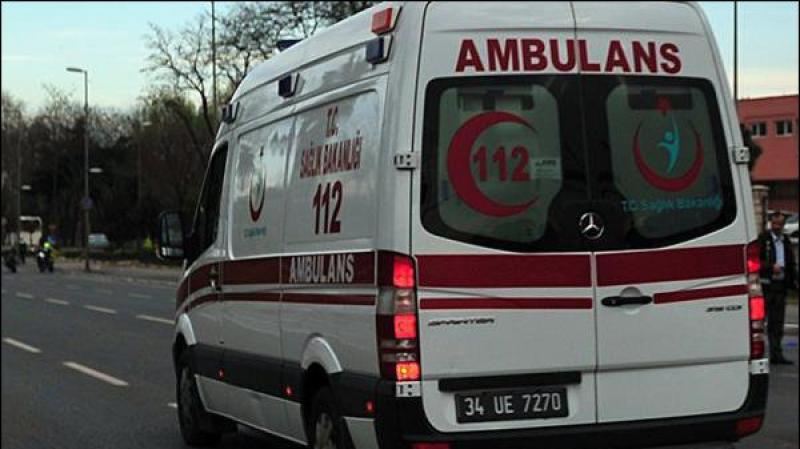 ambulance-Turquie