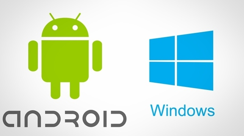 Android- Windows