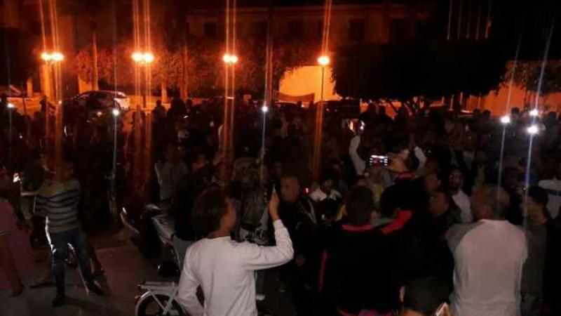 Appelà un rassemblement nocturne: mandat de dépôt contre un suspect