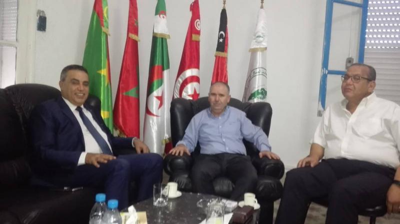 Après Zbidi, Taboubi reçoit Mehdi Jomaa