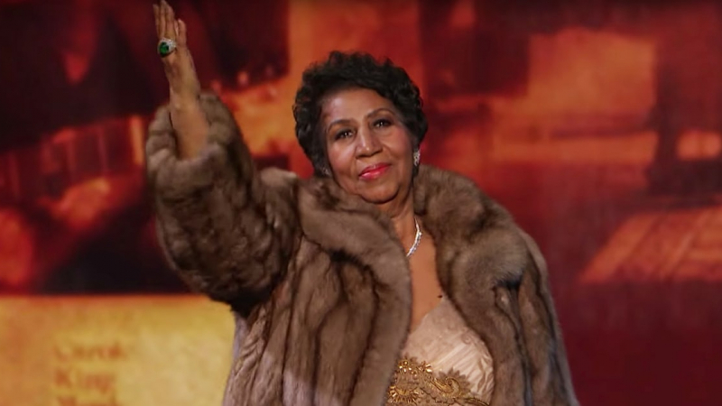 Aretha Franklin n'est plus