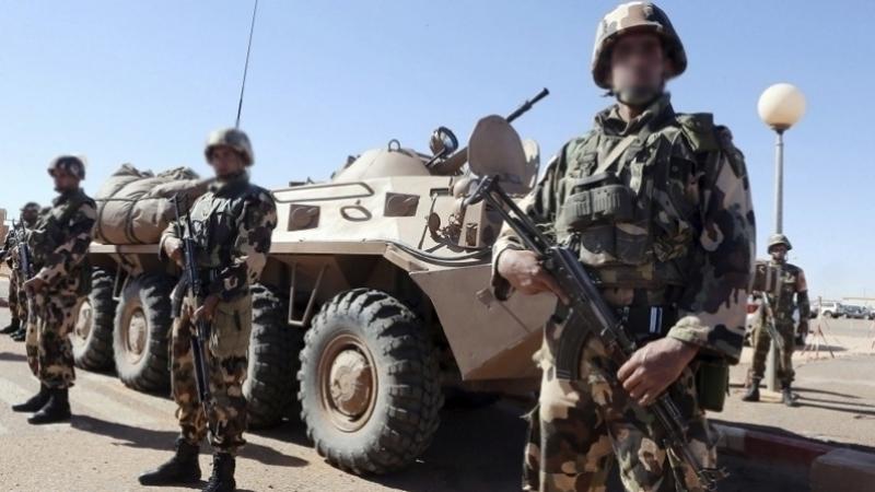 armée algérienne