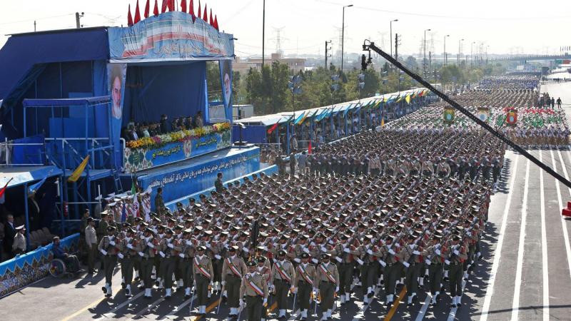armée-iranienne