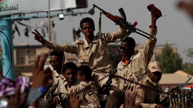 armée-soudanaise