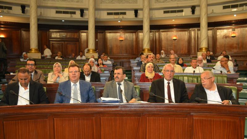 ARP: Nouvelle composition des blocs parlementaires