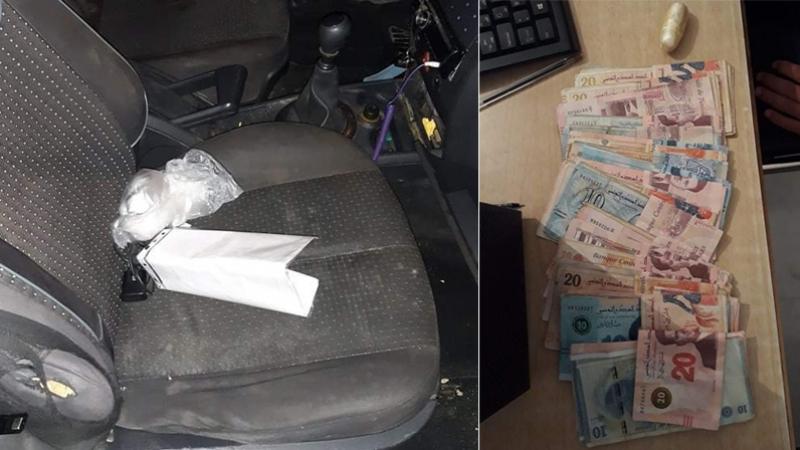 Arrestation de deux individus pour trafic de drogue
