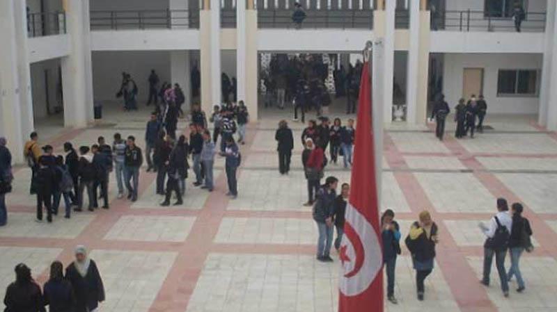 arrestation élèves