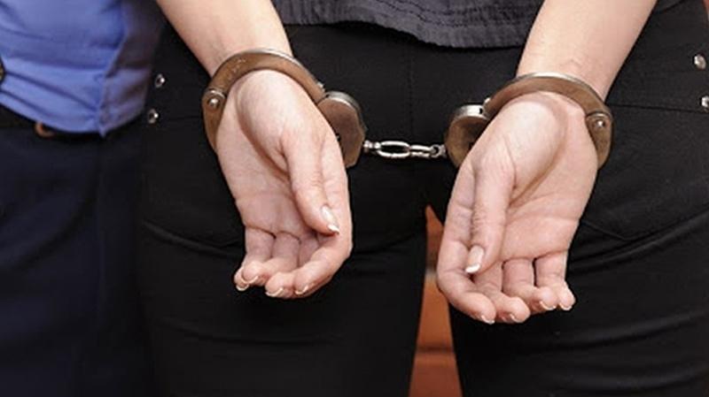 arrestation-femme