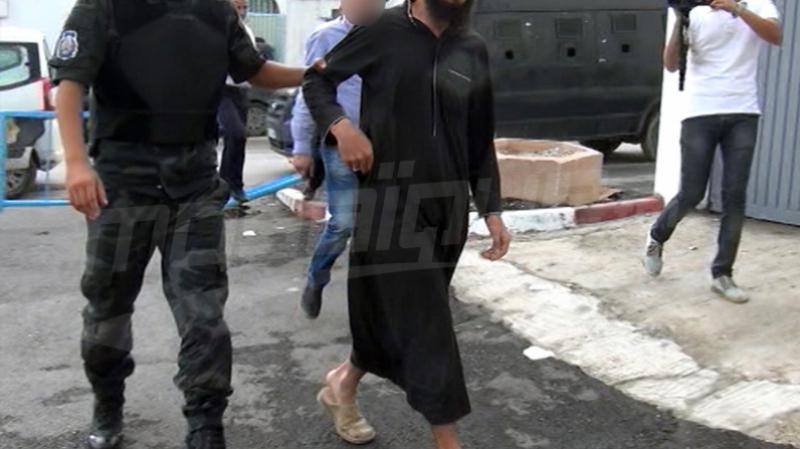 arrestation terrorisme