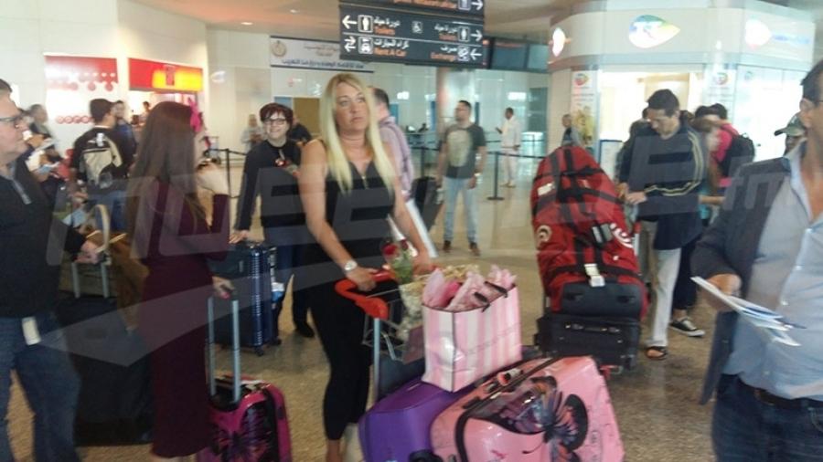 Arrivée de 18.826 touristes à l'aéroport Ennfidha