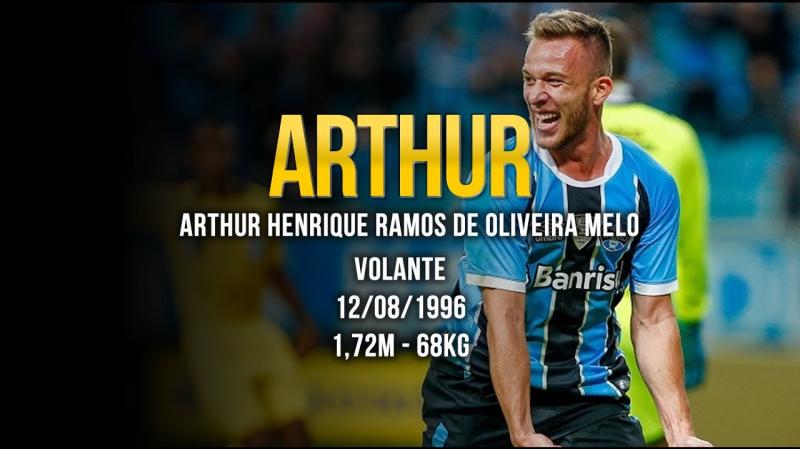 Arthur, FC Barcelone