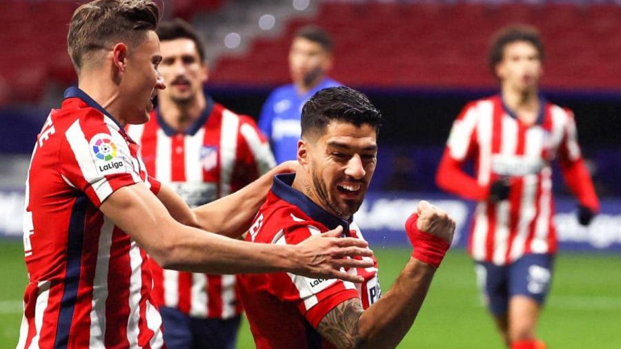 Atlético Madrid, Real
