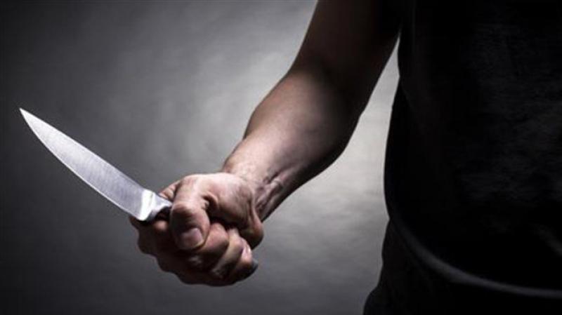 attaque au couteau