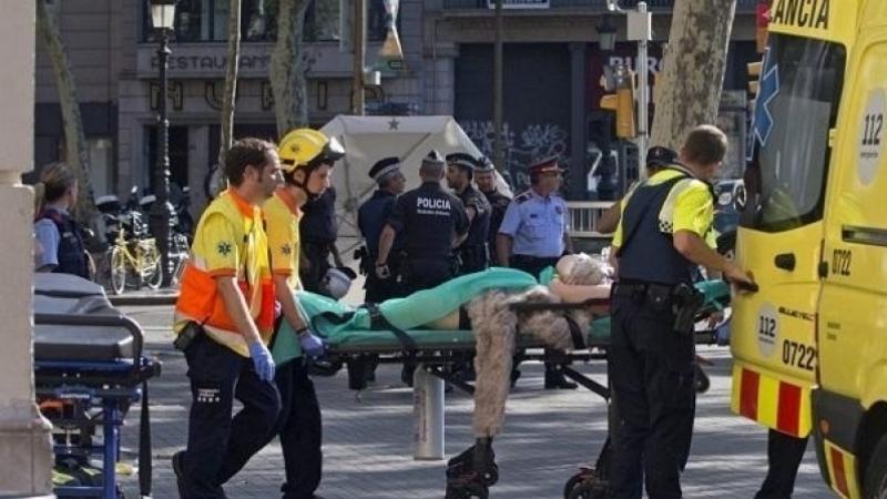 attaque de Barcelone