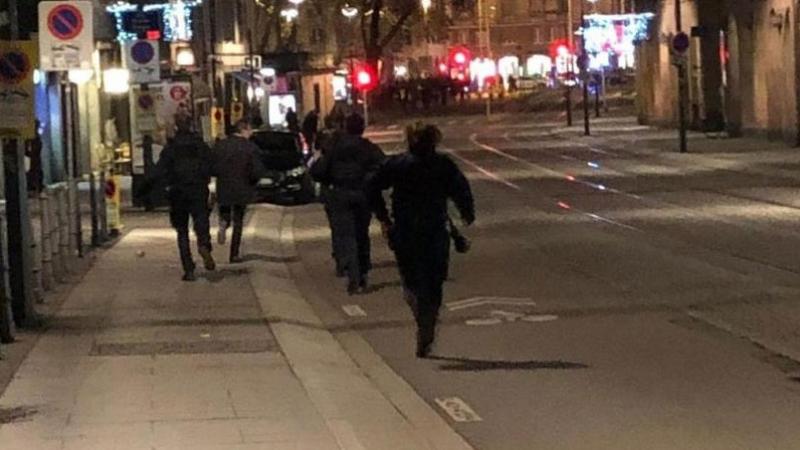 Attaque de Strasbourg: La France en' urgence attentat'
