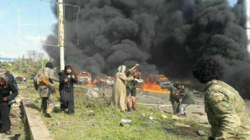 attentat syrie