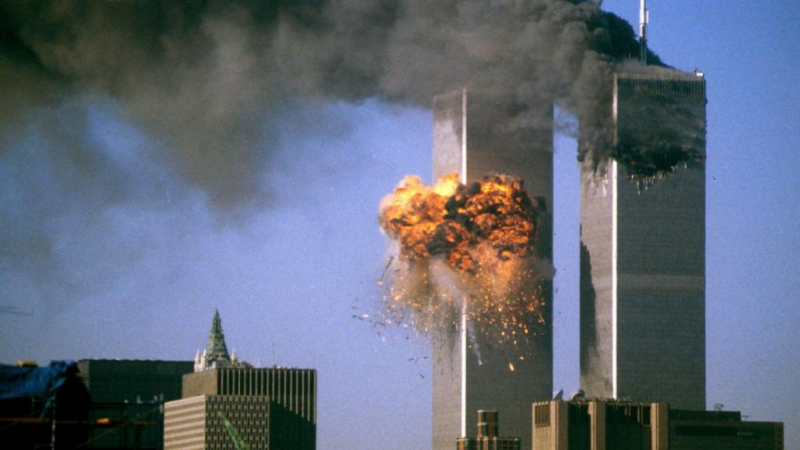 Attentats 11 septembre :  Bush était au courant?
