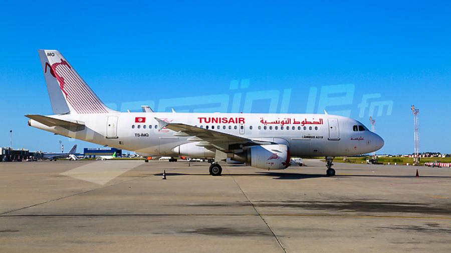 Aucun changement pour les vols Tunisair