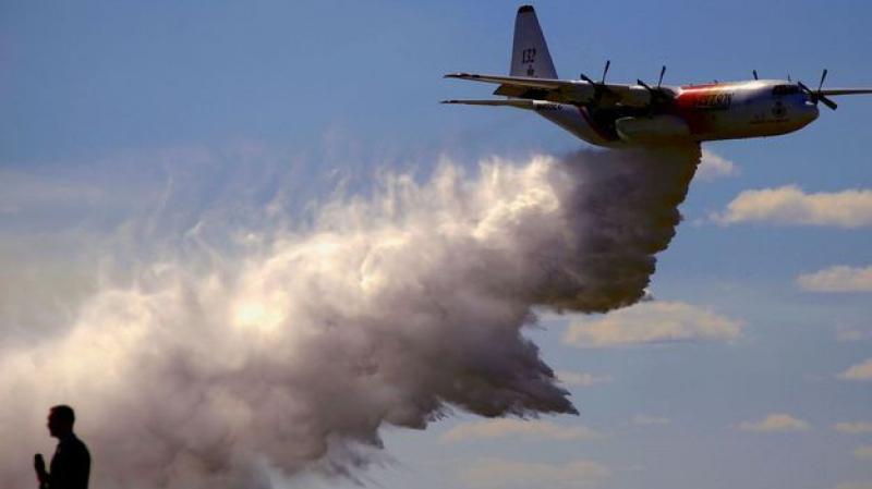 Australie : Trois morts dans le crash d'un avion bombardier d'eau