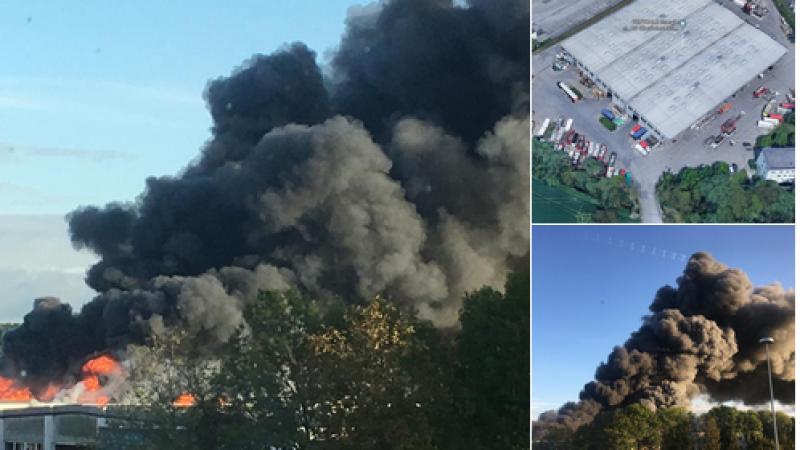 Autriche: Explosion près de l'aéroport de Linz