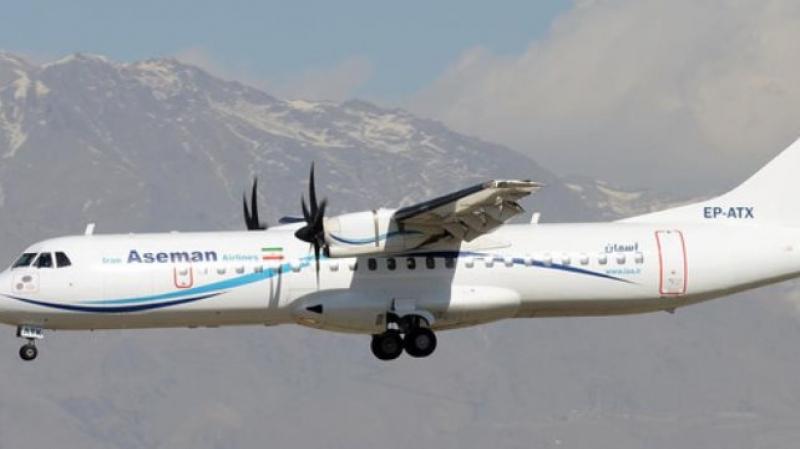 avion-iran