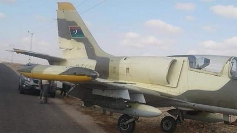 avion-libyen