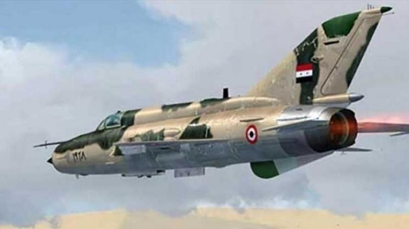 avion-syrie