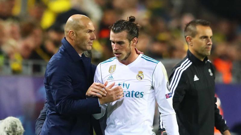 Bale-Zidane