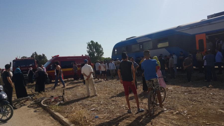 Radès: Percutée par un train, une trentenaire décède