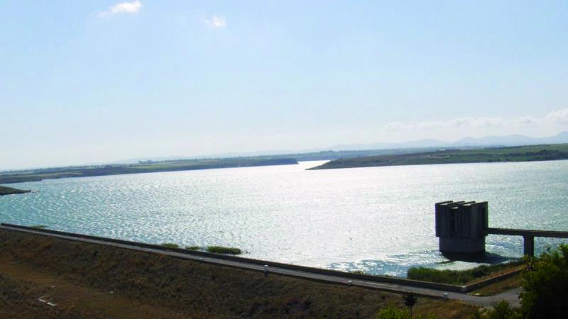 barrage de Lebna