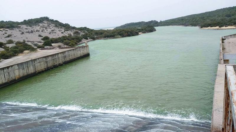 Barrage de Sidi El Barrak