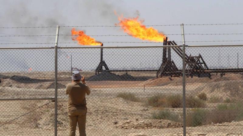 base pétrolière