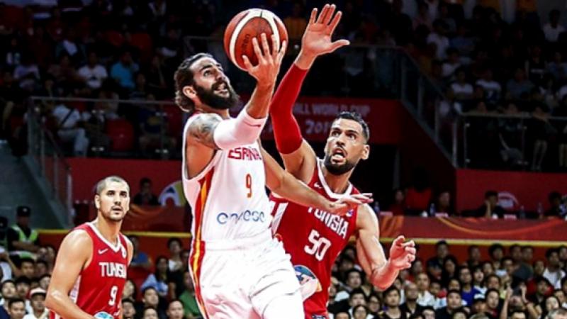 Basket-Mondial Chine 2019: Défaite de la Tunisie face à l'Espagne