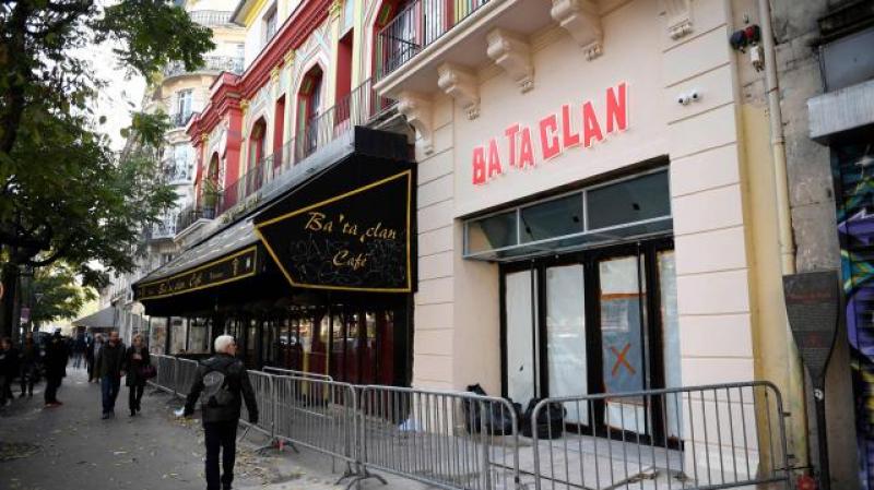 Bataclan Paris