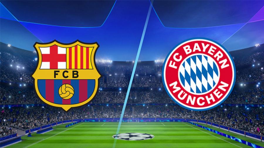 Bayern, Barça