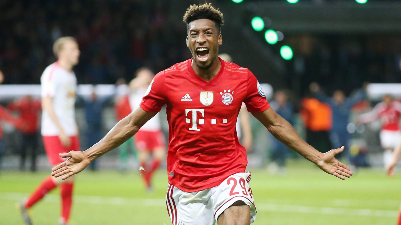 Bayern Munich: Kingsley Coman en quarantaine