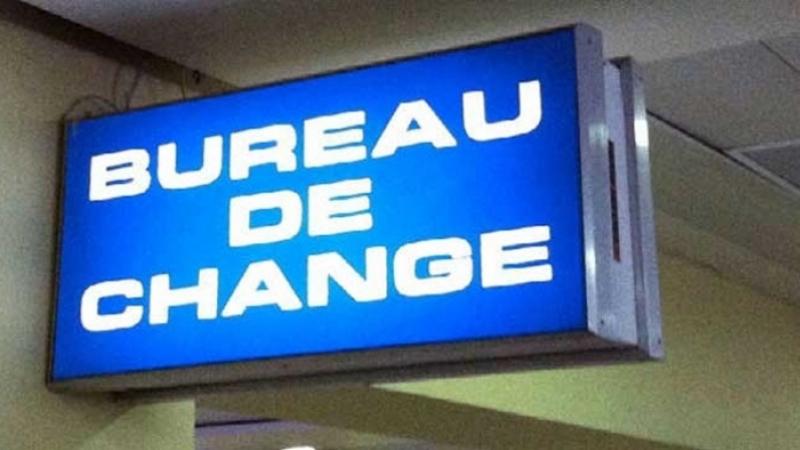 BCT: 25 bureaux de change en activité