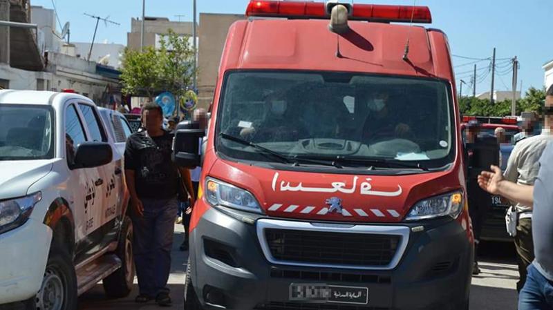 Béja : 3 morts et 5 blessés dans un accident de la route